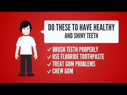 How You Can Have Healthy And Sexy Teeth And Avoid Yellowish