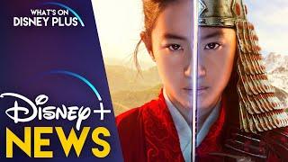 Mulan Disney+ Premium Rental Backlash | Disney Plus News