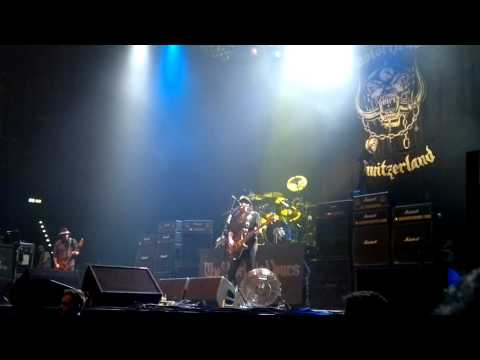 Motörhead, Born to Lose, live in Zürich, am 21.10.11.mp4