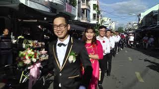 Đám cưới Tuấn Anh và Thanh Xuân 13 thang 01 2019