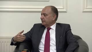 وزير الدولة لشؤون الإعلام يزور مقر نقابة الصحفيين. -