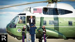 Inside Marine One, The $237 Million Helicopter