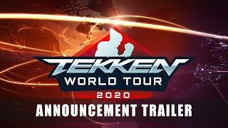 The Tekken World Tour is returning in 2020