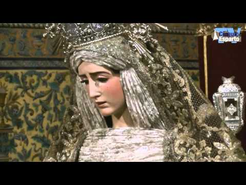 Besamanos de la Virgen del Dulce Nombre