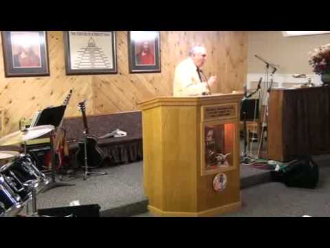 10-0818 - Coming of The Lord Pt.17 (The Headstone Message) - Samuel Dale