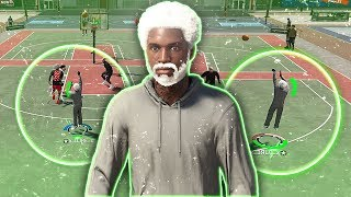 UNCLE DREW AT THE PARK NBA2K19   UNCLE DREW CAN'T BE STOP!!🔥😱