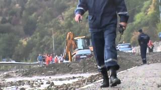 Сель заблокував трасу Ялта-Севастополь
