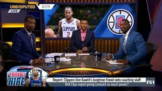 UNDISPUTED | Rob Parker and Greg Jennings: Will Clippers regret giving Kawhi Leonard so much power?