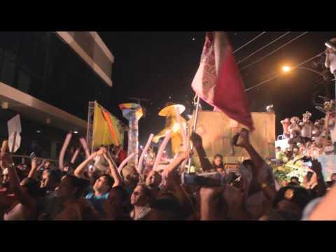 TOPON EN CHITRE- DOMINGO DE CARNAVAL 2015