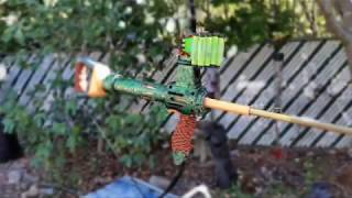 """""""Samhain"""" The Most POWERFUL Nerf Bow EVER!!!"""