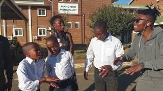 The Happiness Music group Ft  Mnqobi And Kazi M Sindisiwe at Mkhondo Hall