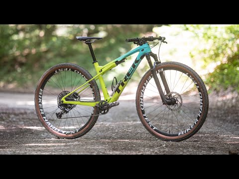 Trek Supercaliber 9.7 test