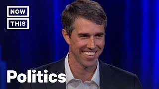 Oprah Interviews Beto O'Rourke on His Potential Run for President | NowThis