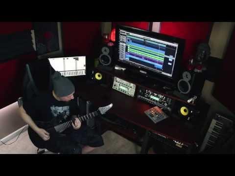 Keith Merrow- Seymour Duncan Pegasus 7-String Pickup- Metal