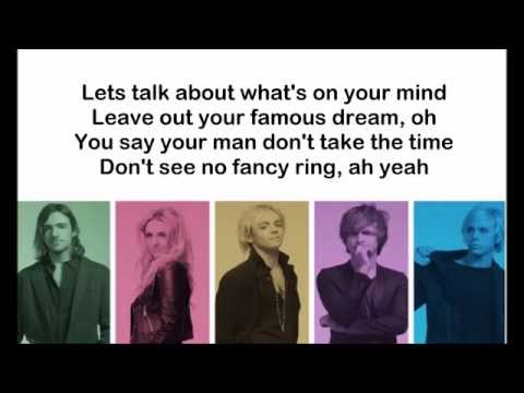 R5 - Dark Side - LYRICS