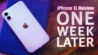 iPhone 11 Review - One Week Later...