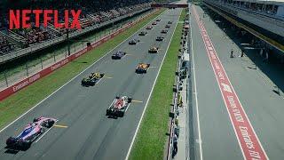 Formula 1 : pilotes de leur destin saison 2 :  bande-annonce VOST