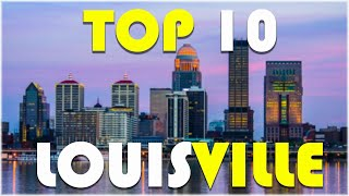 Louisville (Kentucky) ᐈ Things to do | Best Places to Visit | Top Tourist Attractions ☑️