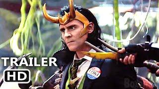 LOKI Tráiler Español Latino DOBLADO (2021) Marvel