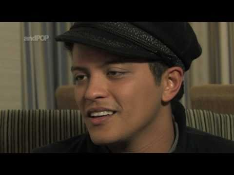 Bruno Mars Interview - His real life inspiration behind