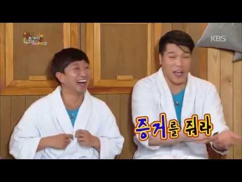 [HIT] 해피투게더-이규혁의 폭로, 선수촌 시절 '서장훈! 스타병이었다'.20150129