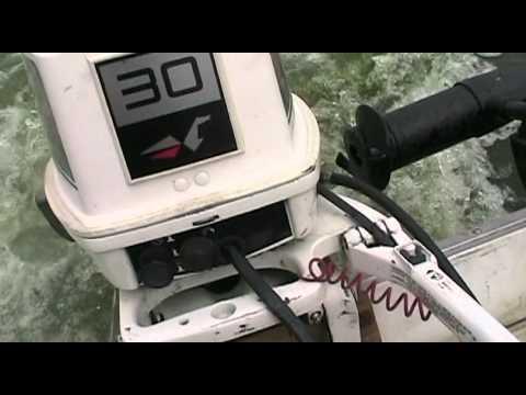 1998 Johnson 30 Hp Outboard motor manual