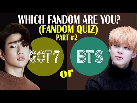 KPOP CHALLENGE #10 -  BTS & GOT7 SPECIAL FANDOM QUIZ (Part 2) - Which side are you ?