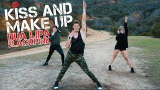 Kiss and Make Up - Dua Lipa & BLACKPINK   Caleb Marshall   Dance Workout