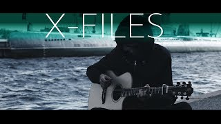 X-Files Theme (Fingerstyle Guitar Cover)