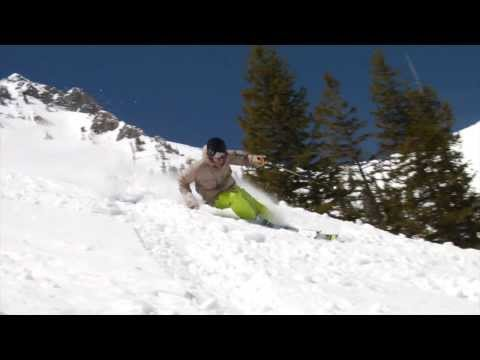2014 Rossignol Experience and Temptation Series Highlight Video