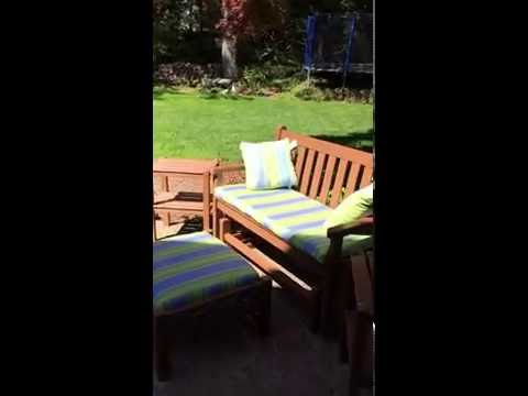 Patio furniture assembled  by Any Assembly in Alexandria, VA