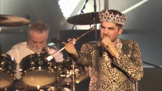 Queen + Adam Lambert - We Will Rock e We Are The Champions