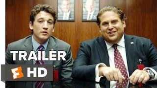 War Dogs Official Trailer #1 (2016) - Miles Teller, Jonah Hill Movie HD