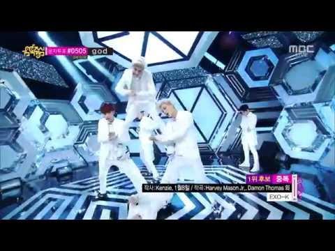 exo - 중독 (overdose) stage mix