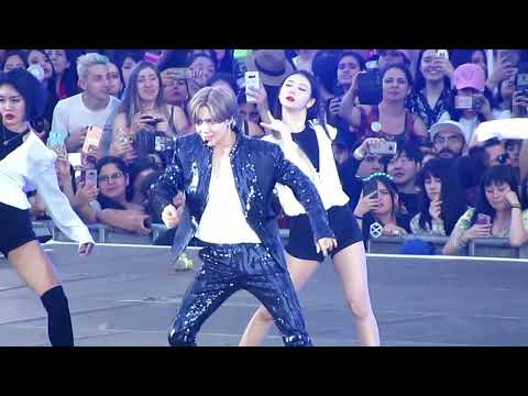 190118 SMTOWN in Chile - TAEMIN 'Move'