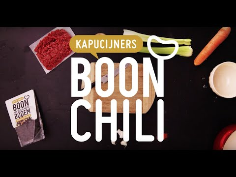 BOON Kapucijners Chili
