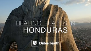 Healing Hearts in Honduras: A Duke team brings heart care to patients without options video
