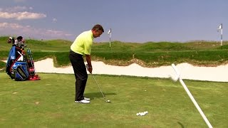 The Golf Fix: Chip Over the Sand | Golf channel