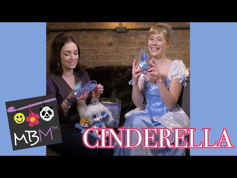 Cinderella Toys and Movie Chat with Totally Tanja!