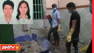 Bắt 4 phụ nữ trong nghi án giết 2 thanh niên, đổ bê tông tại Bình Dương | ANTV