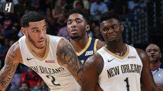 New Orleans Pelicans vs Utah Jazz - Full Game Highlights | October 11, 2019 | 2019 NBA Preseason
