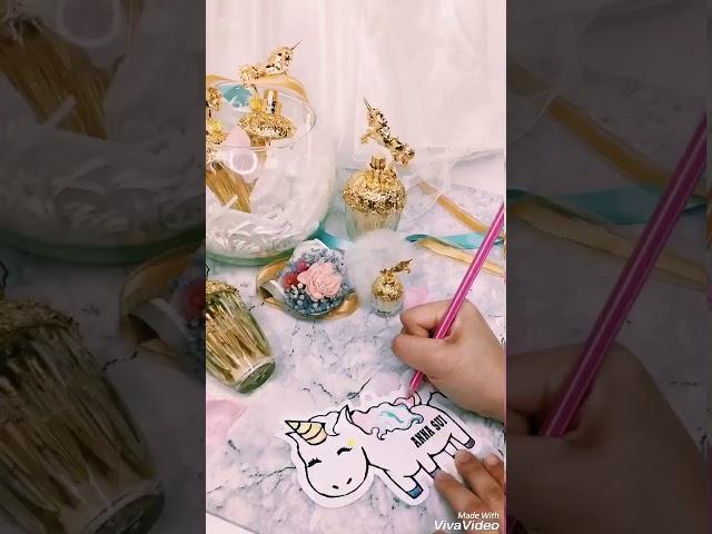 【有片】快帶媽媽來搭乘最萌美的 Anna Sui 童話獨角獸遊樂園!