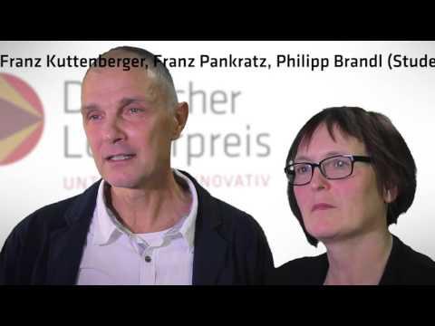 Lehrerpreis 2015: Sonderpreis für Staatliche Berufschule 1 und Staatl. Realschule Landshut
