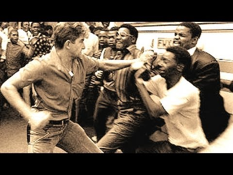 this day in history | 1964 - Nelson Mandela jailed for ... |South African Leaders During Apartheid