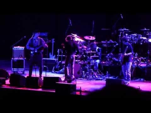 Jesper Munk (support of Eric Burdon) - Blue Shadows - live Circus Krone Munich 2013-11-29