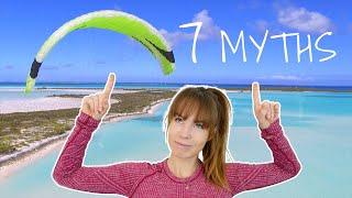7 Myths about Foil Kites