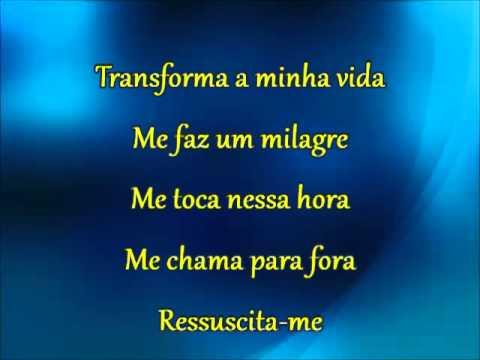 Baixar Ressuscita-me Aline Barros(playback legendado)
