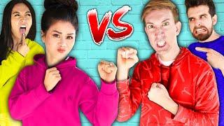 Spy Ninjas Break Up? CWC vs Project Zorgo Hacker Battle Royale Challenge Competition for 24 Hours!