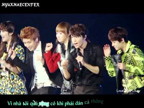 [Vietsub][SS4 In Japan DVD] Oops - Super Junior - Happy 7th anniversary 051106 ~ 121106