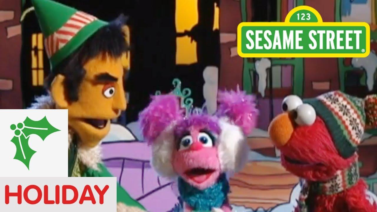 Sesame Street: Elmo's Christmas Wish - YouTube